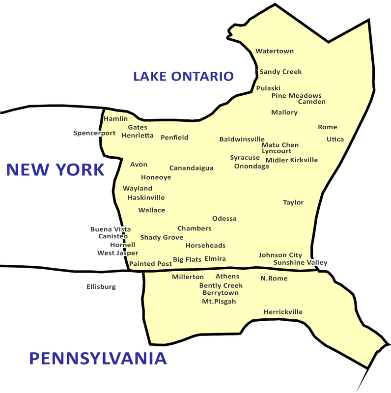 District Map